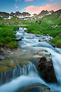 Colorado Photograph - Waterfall