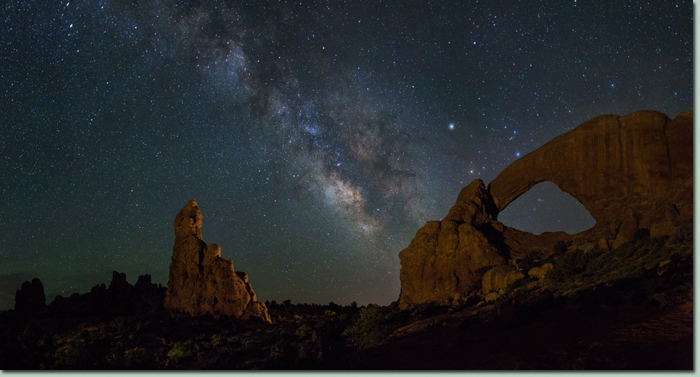 Arches and Canyonlands Night Photo Workshop