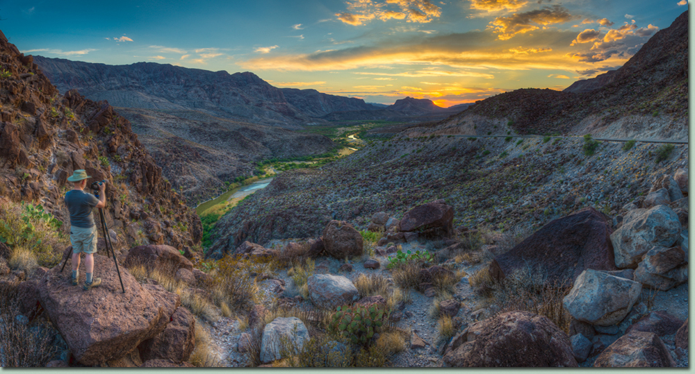 Big Bend Night Photo Workshop