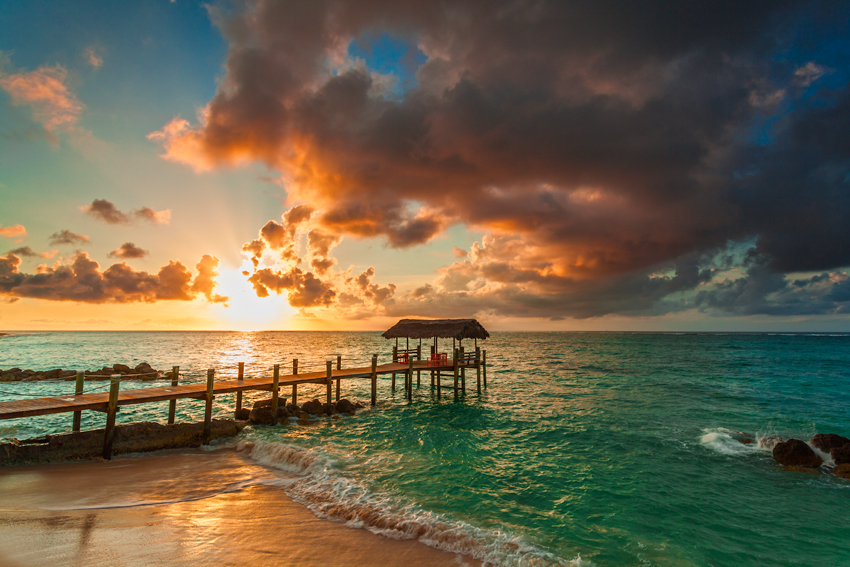 Bahamas Sunset