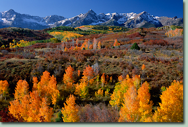 Colorado Autumn Photo Workshop