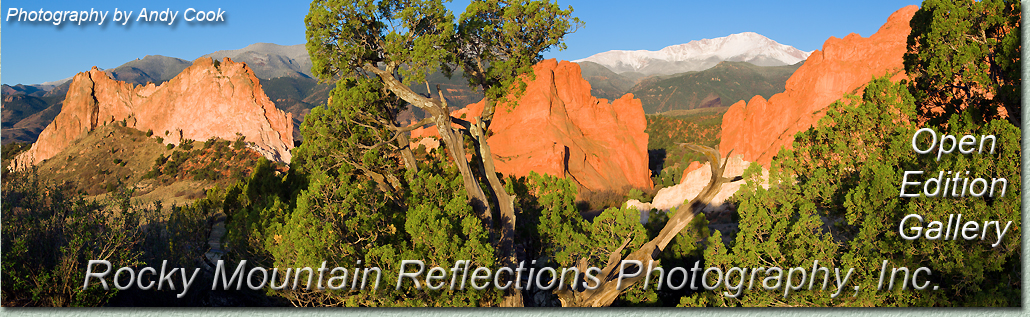 Garden of the Gods Images