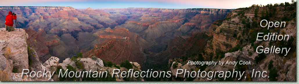 Photography of Grand Canyon