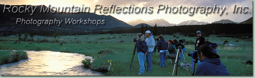 Colorado Photography Workshops