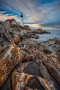 Maine Lighthouse Photo