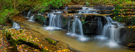 Great Smoky Mountains National Park Panoramic Image