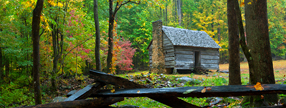 Great Smoky Mountains National Park Panoramic Prints