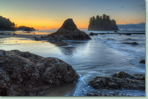 Olympic National Park Photography Workshop