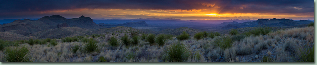 Big Bend Photography Workshop