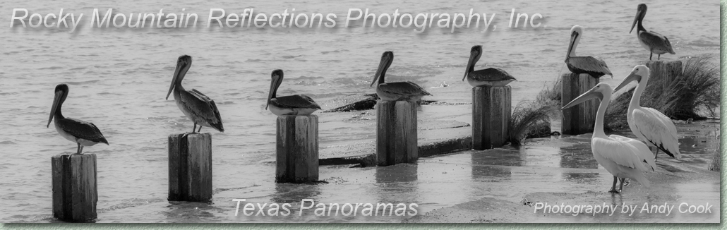 Welcome to a gallery of TX, landscape, panoramic photos.