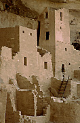 Photograph of Mesa Verde, Colorado
