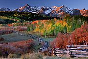 Photograph of Autumn in Colorado
