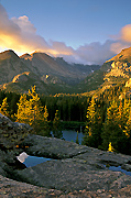 Photograph of Rocky Mountain National Park