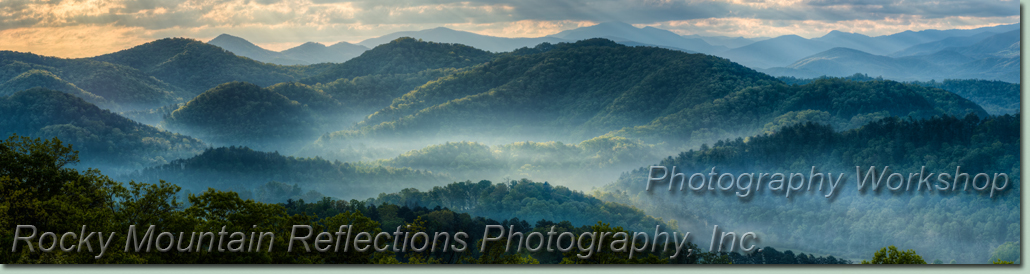 Great Smoky Mountains National Park Spring Photo Wokshop